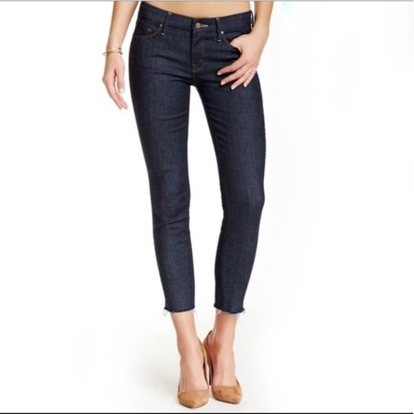 Mother The Looker Ankle Fray Jeans *So Good*
